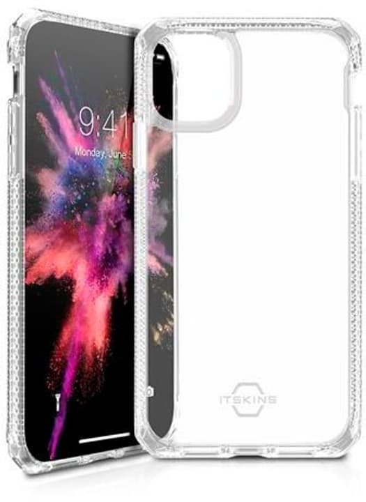 Hard Cover HYBRID CLEAR transparent Custodia ITSKINS 785300149360 N. figura 1