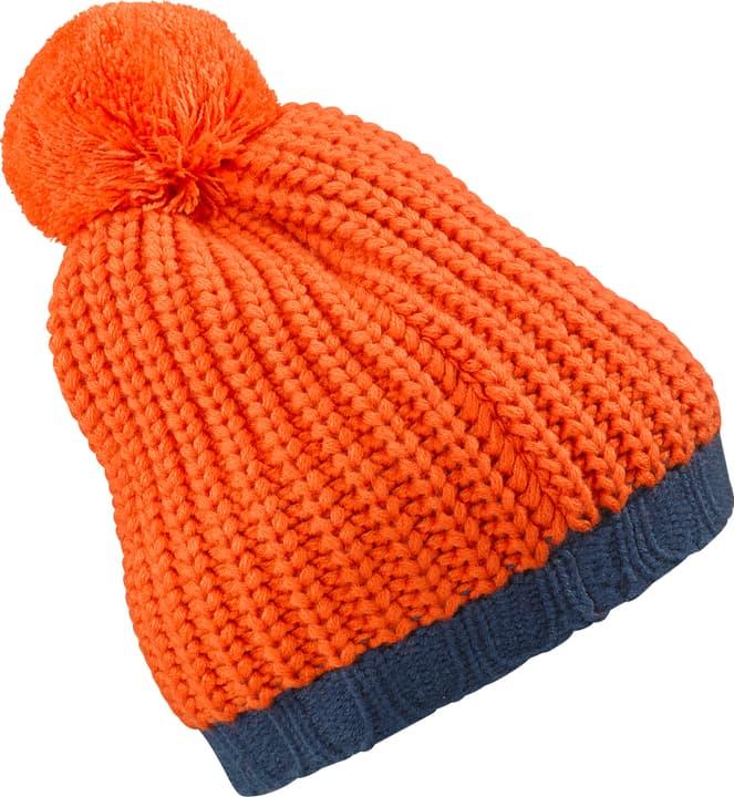 Knaben-Mütze Trevolution 464503055034 Farbe orange Grösse 55 Bild-Nr. 1