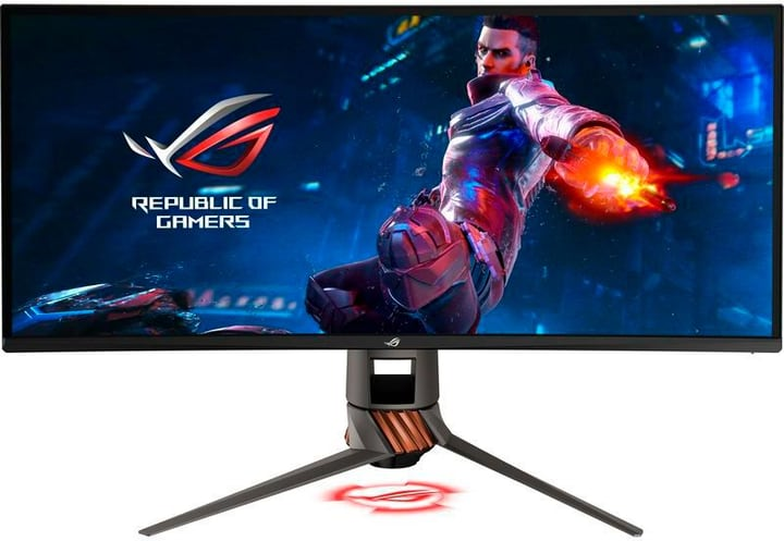 "ROG Swift PG349Q 34"" Moniteur Asus 785300151668 Photo no. 1"