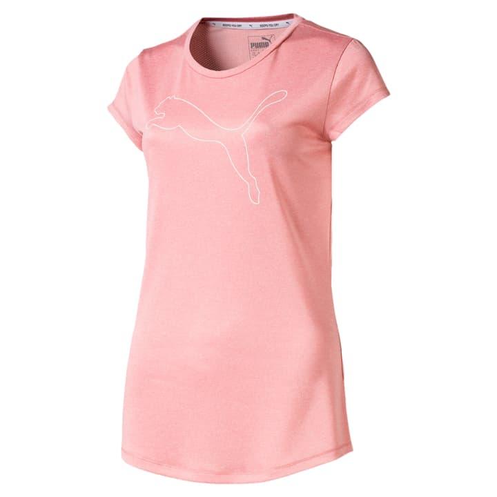Elevated ESS Cat Heather Tee Damen-T-Shirt Puma 464933200438 Farbe rosa Grösse M Bild-Nr. 1