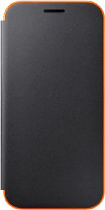 Neon Flip Cover schwarz Hülle Samsung 798076600000 Bild Nr. 1