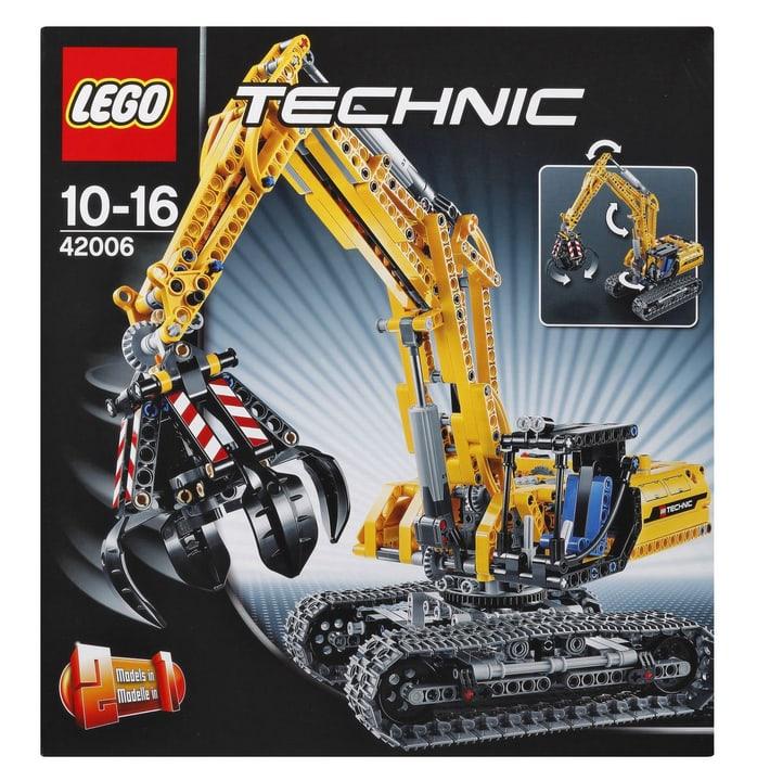 ersatzteile zubeh r zu lego lego technic 42006 raupenbagger. Black Bedroom Furniture Sets. Home Design Ideas