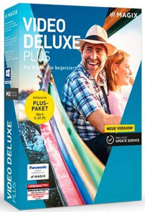 Video deluxe Plus 2019 [PC] (F/I) Fisico (Box) Magix 785300139196 N. figura 1