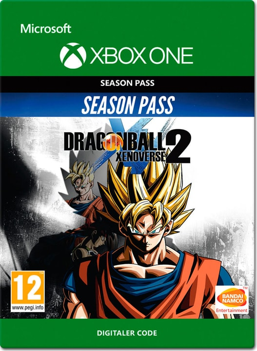 Xbox One - Dragonball Xenoverse 2 Season Pass Download (ESD) 785300137285 N. figura 1