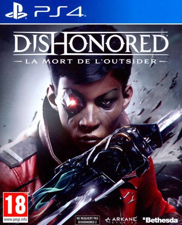 PS4 - Dishonored - La Mort de l'Outsider Physisch (Box) 785300129108 Bild Nr. 1