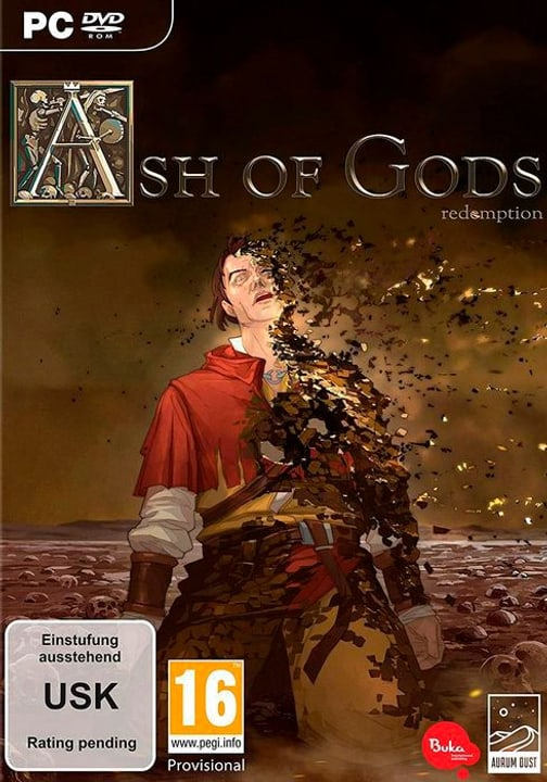 PC - Ash of Gods: Redemption F Box 785300145045 Photo no. 1