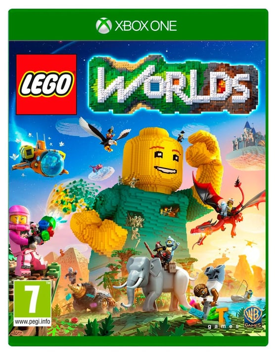 Xbox One - LEGO Worlds 785300121529 Photo no. 1