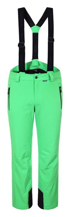 NOXOS I Pantalon de ski pour homme Icepeak 460355800360 Colore verde Taglie S N. figura 1