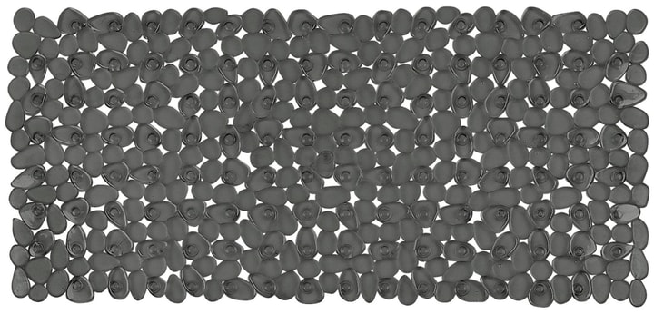 Tapis de Bain Riverstone spirella 675267300000 Couleur Gris foncé Photo no. 1