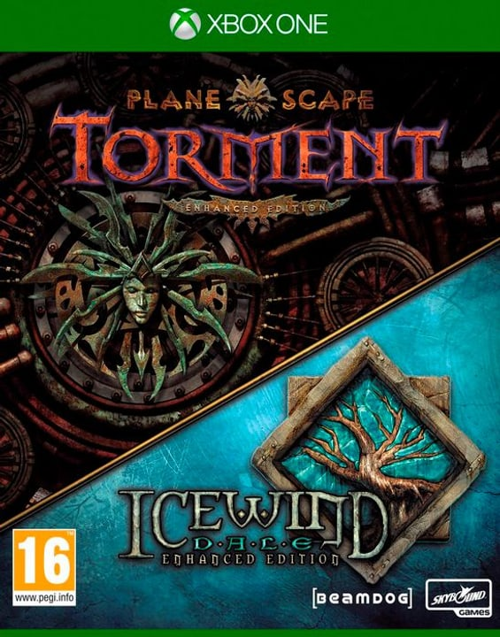 Xbox One - Planescape Torment & Icewind Dale: Enhanced Edition Pack D Box 785300147106 Photo no. 1