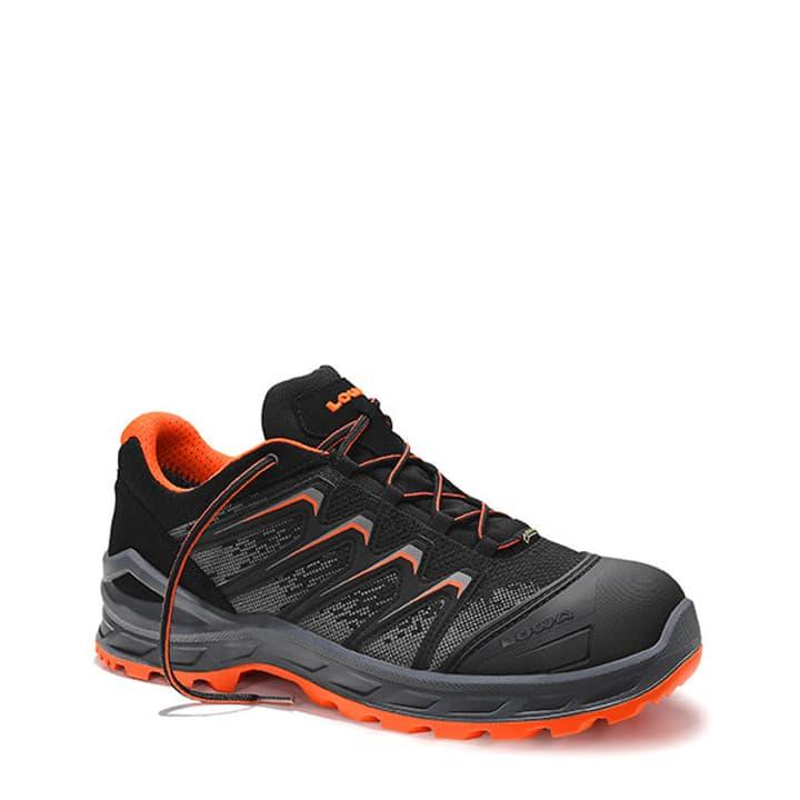 Larrox Work GTX Lo S3 Chaussures de sécurité Lowa 473004539020 Couleur noir Taille 39 Photo no. 1