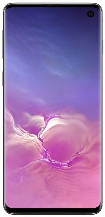 Galaxy S10 512GB Prism Black Smartphone Samsung 794638800000 Bild Nr. 1