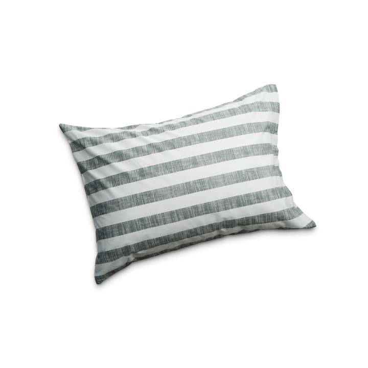 LUNA Taie d'oreiller 376027992001 Couleur Gris Dimensions L: 70.0 cm x L: 50.0 cm Photo no. 1