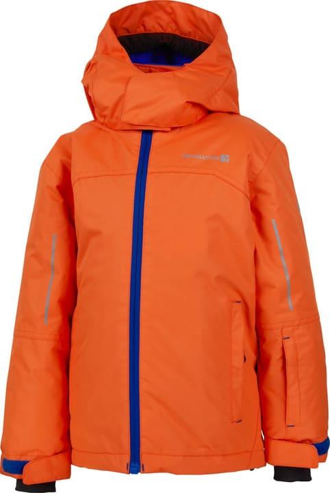 Veste de ski pour garçon Trevolution 472355109235 Couleur orange foncé Taille 92 Photo no. 1