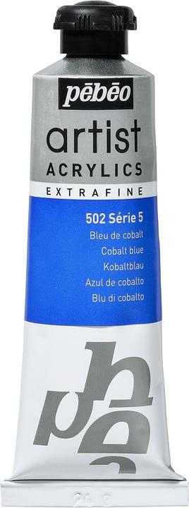Pébéo Acrylic Extrafine Pebeo 663509050200 Couleur Bleu Cobalt Photo no. 1