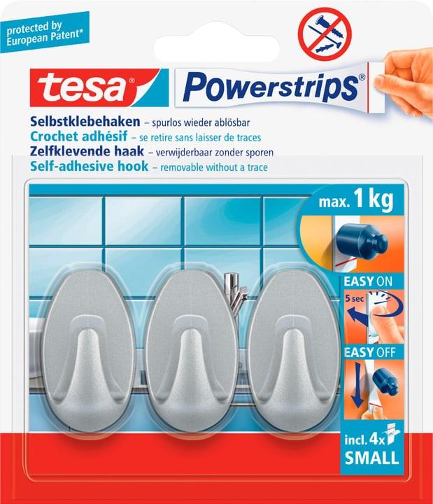 Powerstrips Haken small oval Tesa 675654100000 Bild Nr. 1