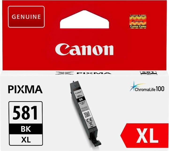 CLI-581XL noir Cartouches d'encre Canon 798542300000 Photo no. 1