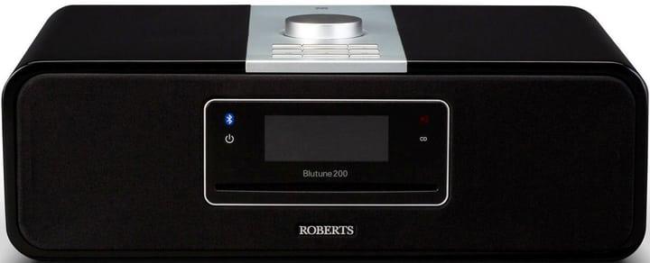 BluTune 200 - Schwarz Micro HiFi System Roberts 785300145296 Bild Nr. 1