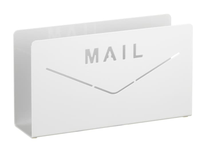 MAIL Trieur à courrier 440624700000 Couleur Blanc Dimensions L: 18.0 cm x P: 5.0 cm x H: 10.0 cm Photo no. 1
