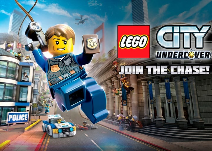 PC - LEGO City Undercover Download (ESD) 785300133682 N. figura 1