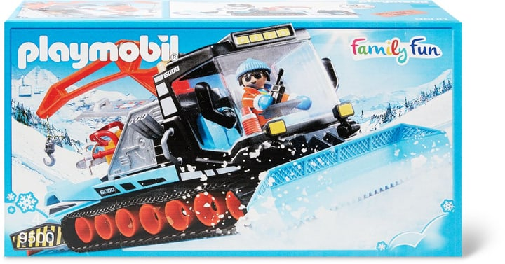 Playmobil 9500 Agent avec chasse-neige 748001800000 Photo no. 1