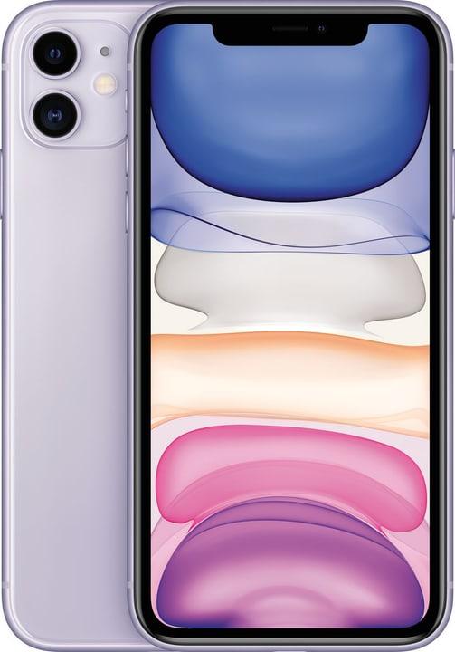 iPhone 11 256GB Purple Smartphone Apple 794645700000 Couleur mauve Photo no. 1