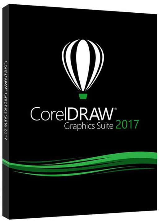 PC - Draw Graphics Suite 2017 - Mise à jour Corel 785300131419 Photo no. 1