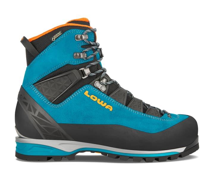 Alpine Pro GTX LE Chaussures de montagne pour femme Lowa 473317038044 Couleur turquoise Taille 38 Photo no. 1