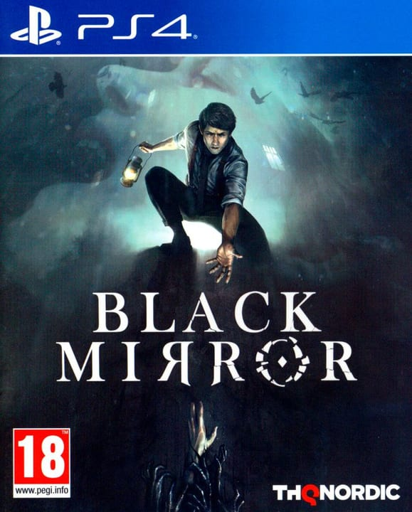 PS4 - Black Mirror 785300129943 Bild Nr. 1