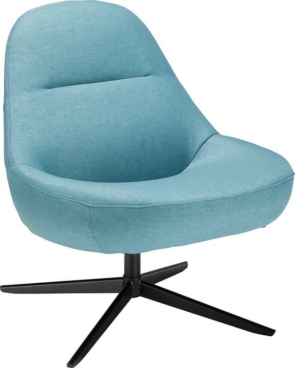 BOSCH Fauteuil 402464707041 Couleur Bleu clair Dimensions L: 72.0 cm x P: 77.0 cm x H: 82.0 cm Photo no. 1