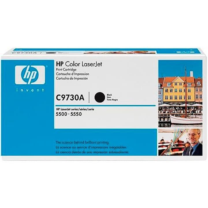 Toner C9730A , noir HP 785300123008 Photo no. 1