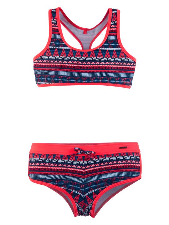 NOVANA JR Bikini pour fille Protest 464548314040 Couleur bleu Taille 140 Photo no. 1
