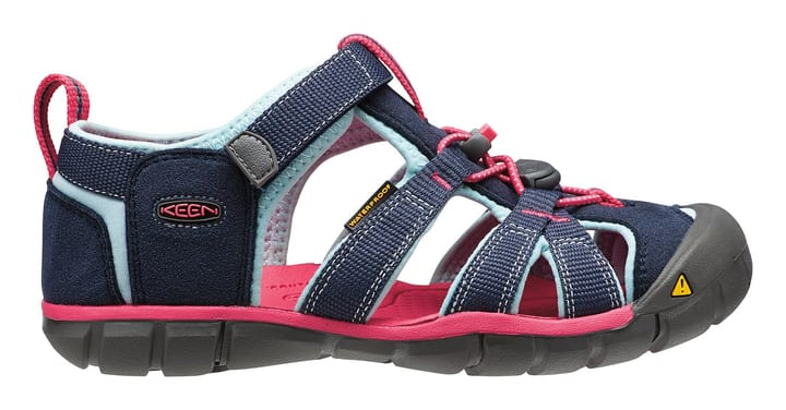 Seacamp II CNX Kinder-Sandale Keen 460882636040 Farbe blau Grösse 36 Bild-Nr. 1