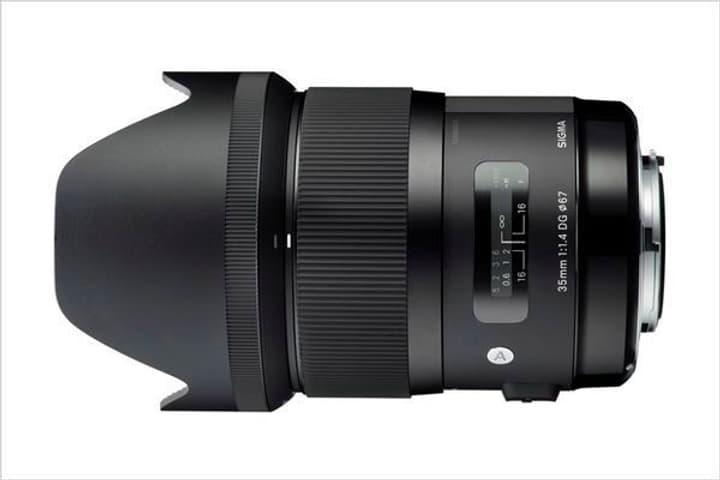 35mm / f 1.4 DG HSM per Nikon CH-Garantie Obiettivo Sigma 785300126165 N. figura 1