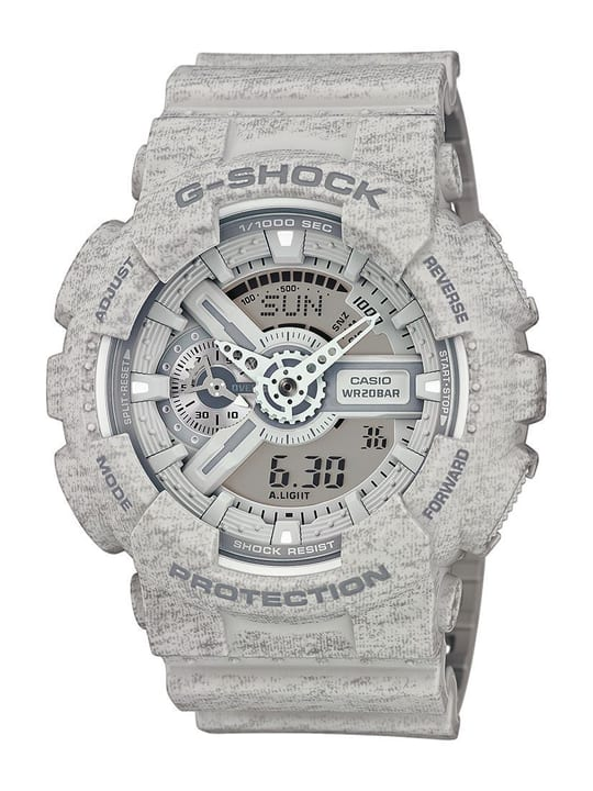 GA-110HT-8AER Armbanduhr Casio Collection 76081760000017 Bild Nr. 1