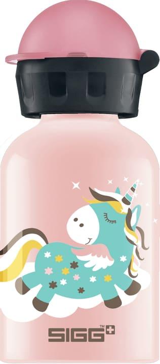 Kids Unicorn Borraccia per bambini Sigg 491284100032 Colore rosa c Taglie Misura unitaria N. figura 1