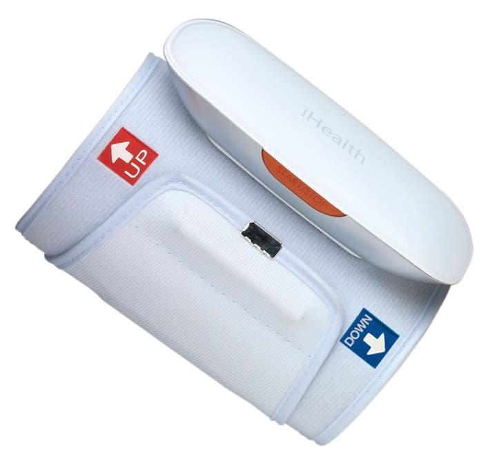 iHealth Blutdruckmessgerät 78580040490916 Bild Nr. 1