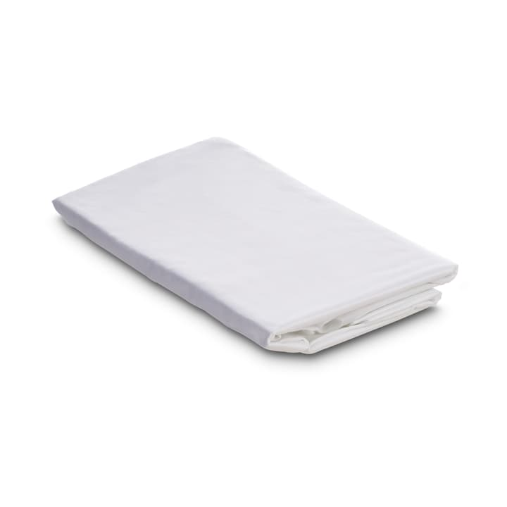 KOS Drap-housse satin 376079631610 Couleur Blanc Dimensions L: 200.0 cm x L: 180.0 cm Photo no. 1