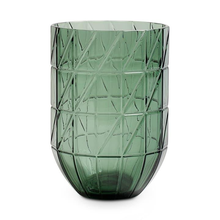 COLOUR VASE / L Vaso HAY 396108300000 Dimensioni A: 19.0 cm Colore Verde N. figura 1