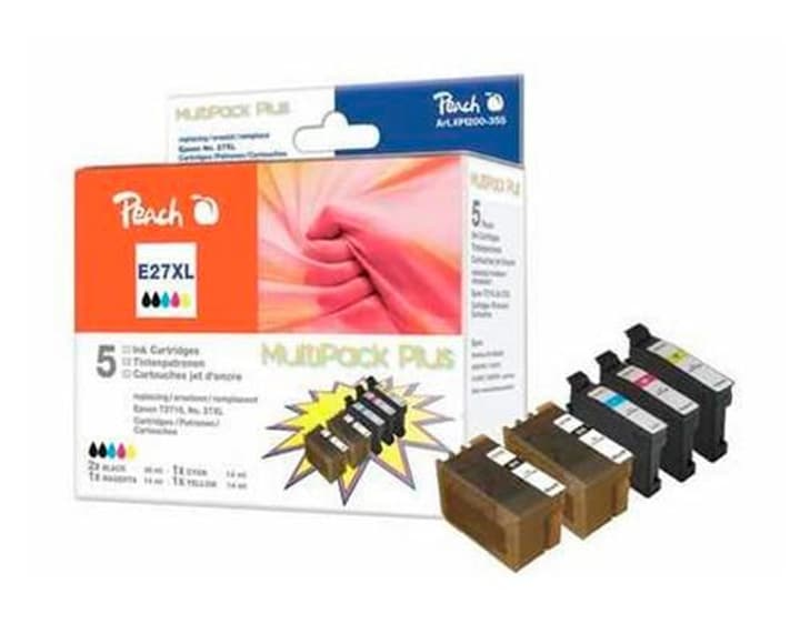 Combi PackPLUS n zu T27 Tintenpatrone Peach 785300124678 Bild Nr. 1