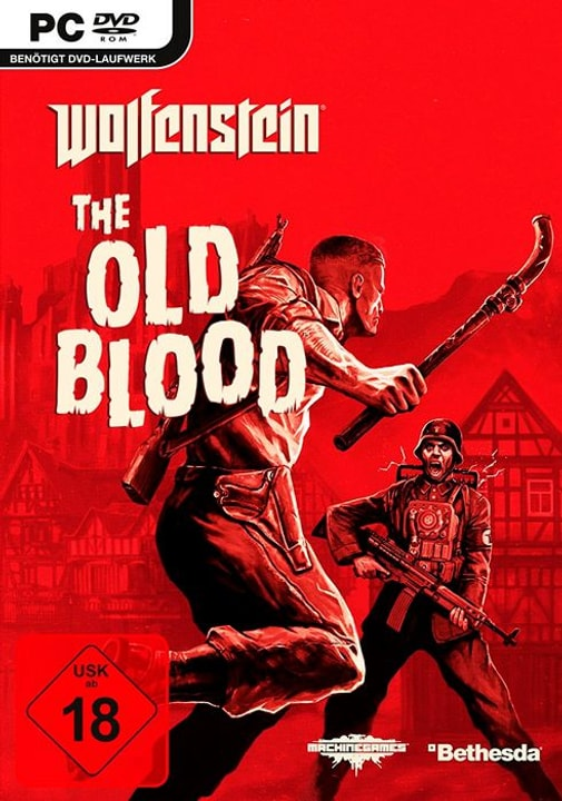 PC - Wolfenstein: The Old Blood D Box 785300141939 Bild Nr. 1