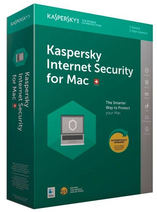 Mac - Internet Security (1 PC) Upgrade Kaspersky 785300130268 Photo no. 1