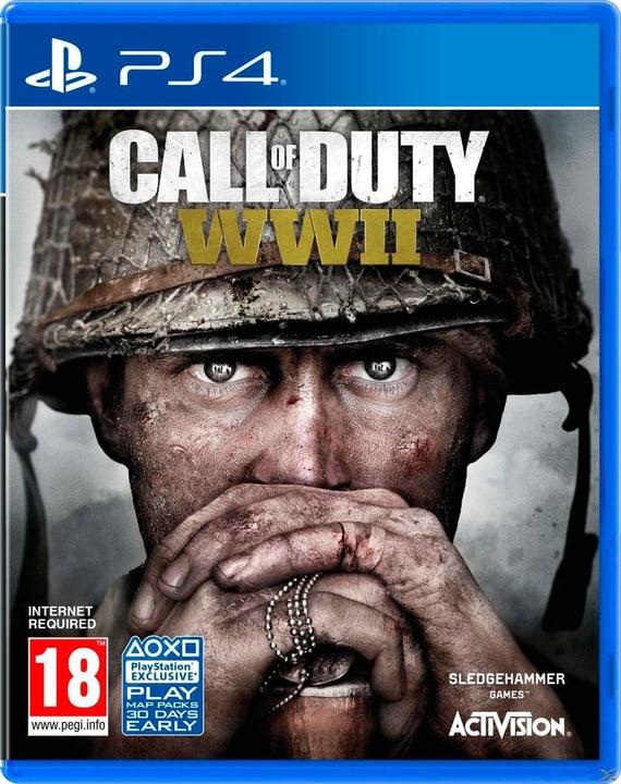 PS4 - Call of Duty: WW II (F) Box 785300122388 Sprache Französisch, Englisch Plattform Sony PlayStation 4 Bild Nr. 1