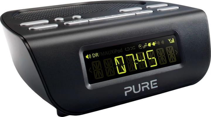 Siesta Mi II - Noir Radio réveil Pure 785300127356 Photo no. 1