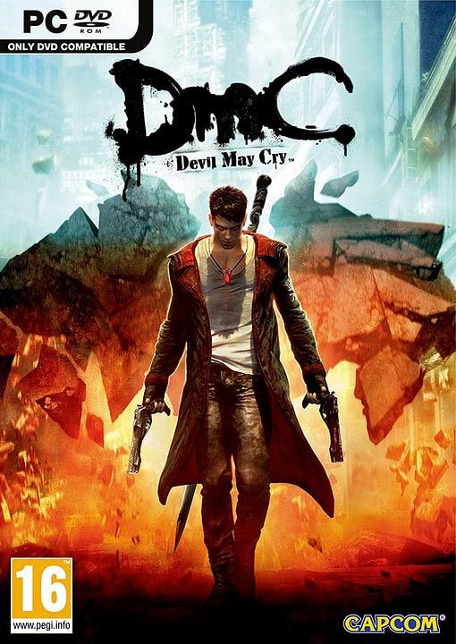 PC - DMC: Devil May Cry Digitale (ESD) 785300133587 N. figura 1