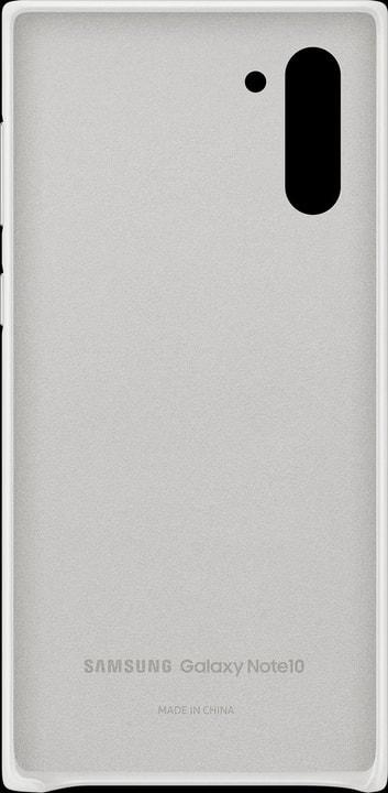 Leather Cover white Hülle Samsung 785300146390 Bild Nr. 1
