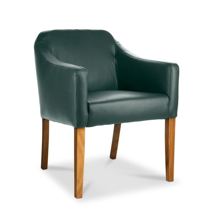 LUCAS Chaise Sauvage 366009036609 Dimensions L: 62.0 cm x P: 63.0 cm x H: 79.0 cm Couleur Olive Photo no. 1