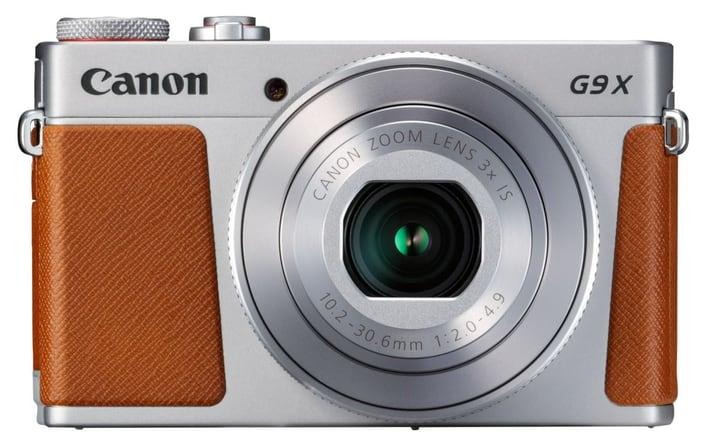 PowerShot G9 X Mark II silber Kompaktkamera Canon 793426700000 Bild Nr. 1