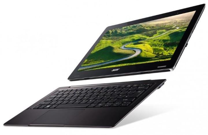 Aspire Switch SW7-272-M715 Notebook Acer 79813370000016 Bild Nr. 1