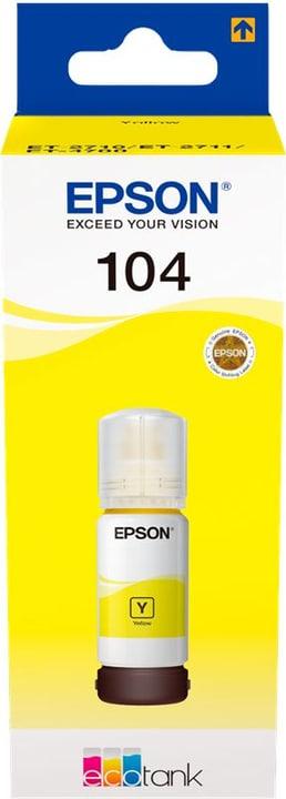 104 giallo Serbatoio di inchiostro Epson 798562700000 N. figura 1